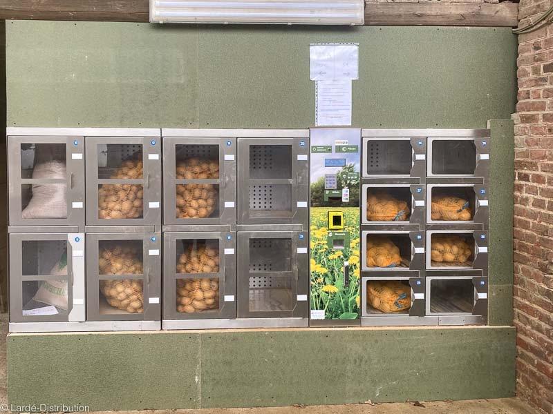 grandes cases pour pommes de terre